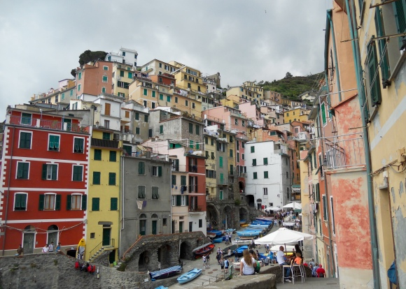 Views of Riomaggiore